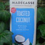 Madécasse mjölkChokladkaka 44%, rostad kokos, 75g